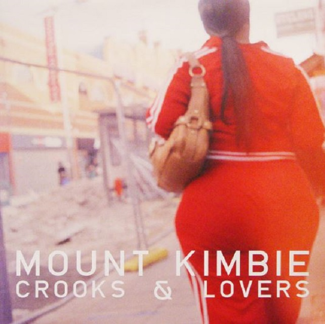 Mount Kimbie Crooks & Lovers LP