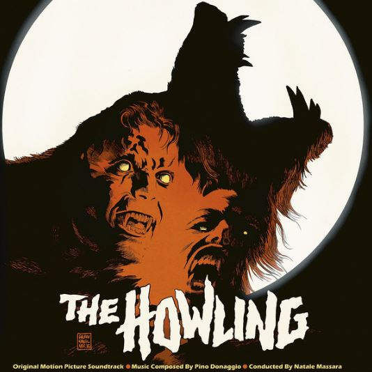 The Howling Original Motion Picture Soundtrack LP