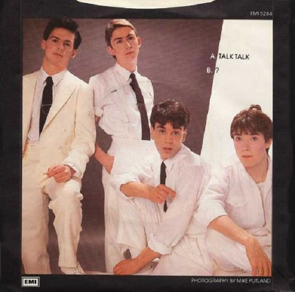Talk Talk 80s synth pop 45