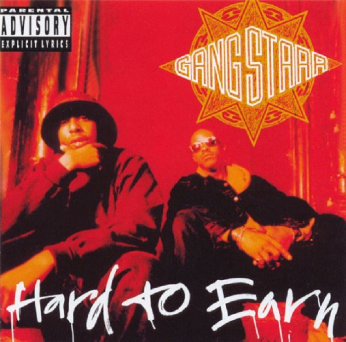 Gang Starr Hard To Earn vinyl LP