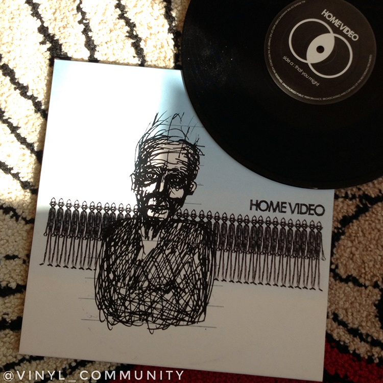 Home Video That You Might 10 inch vinyl Warp Records IDM single